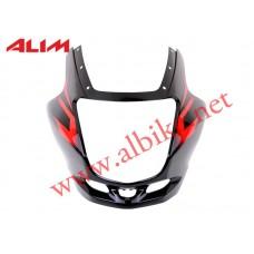Mondial 125 MX Grumble Far Paneli Kırmızı Siyah