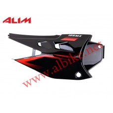 Mondial 125 MX Grumble Yan Kapak Kırmızı Siyah