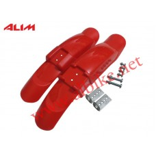 Çamurluk Plastik Kırmızı Bmx