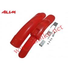 Çamurluk Plastik Kırmızı Mtb 26