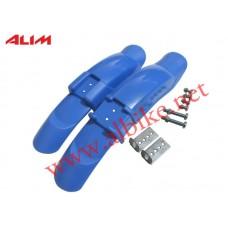 Çamurluk Plastik Mavi Bmx