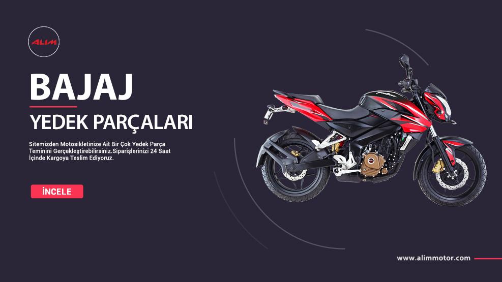 Bajaj Motosiklet Yedek Parça