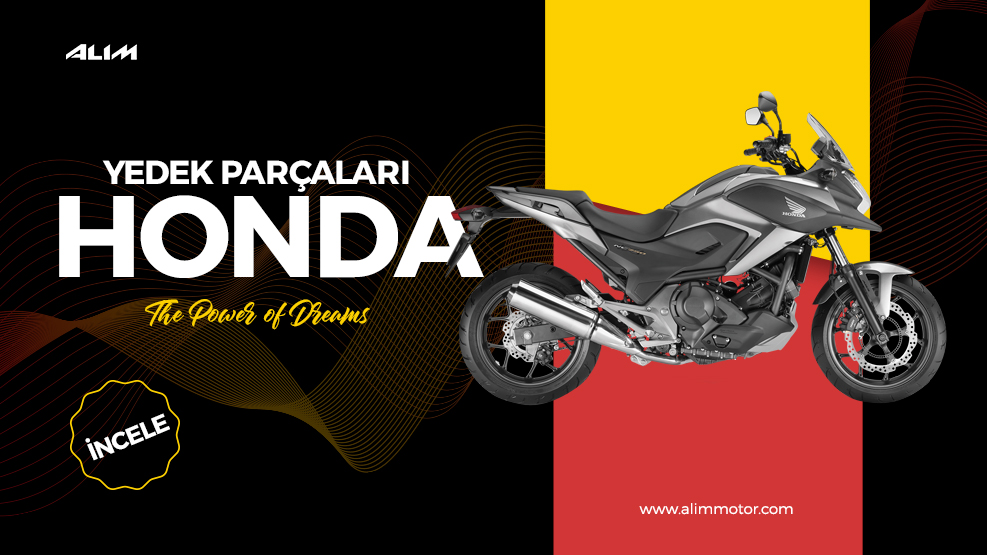 Honda Motosiklet Yedek Parçaları