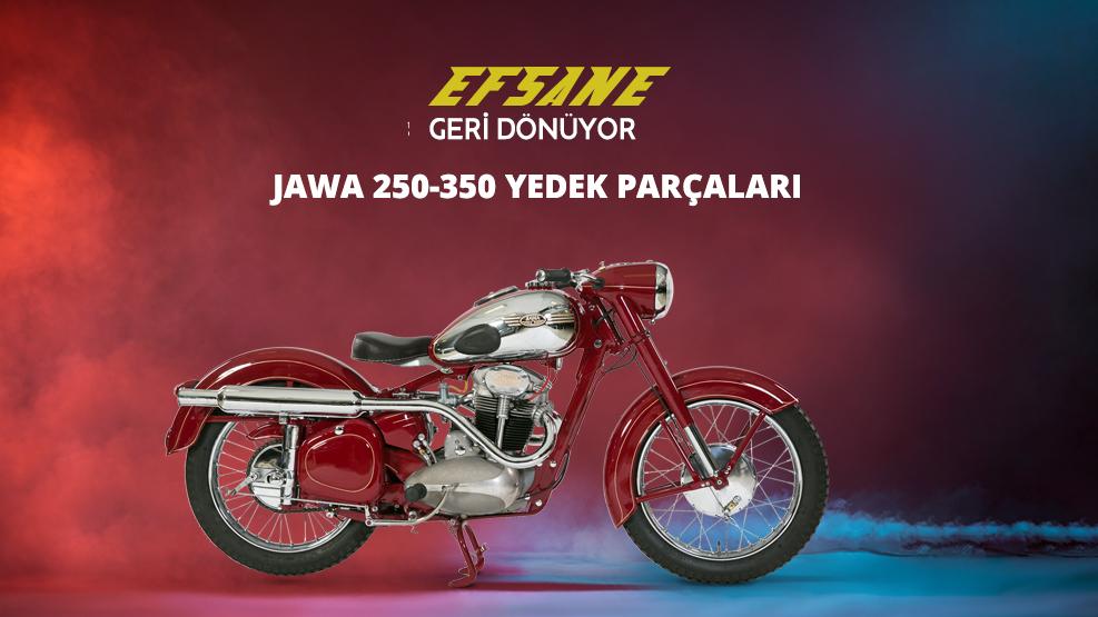 Jawa 250 350 Yedek Parça