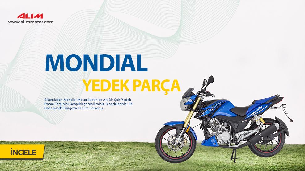 Mondial Motosiklet Yedek Parçaları
