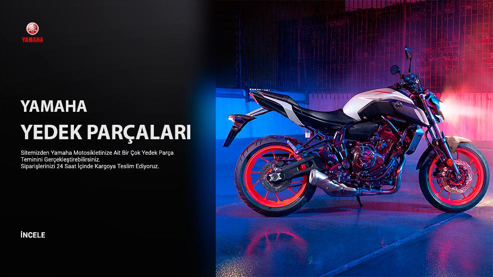 Yamaha Motosiklet Yedek Parçaları