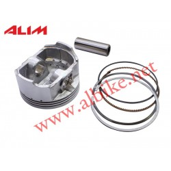 Piston Komple Cg 150 (65.5mm) 15 Perno - 12 mm Strong