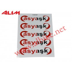 Sticker A5 - Asyaşk
