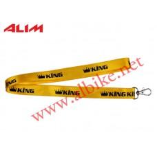 Anahtarlık King Uzun Sarı